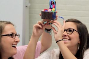Re-Designing The Senior Design Classroom Experience With Game-Based Learning